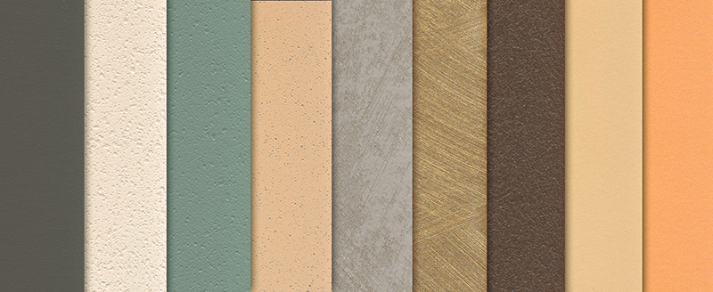 Scuffmaster Premium Paints. Eight finishes. Endless possibilities.