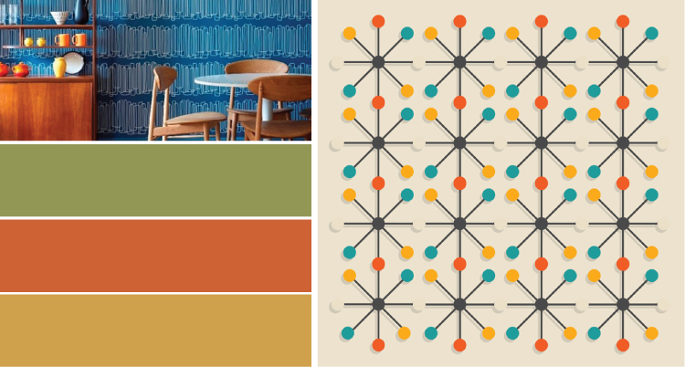 Create a Perfect Mid Century Modern Interior