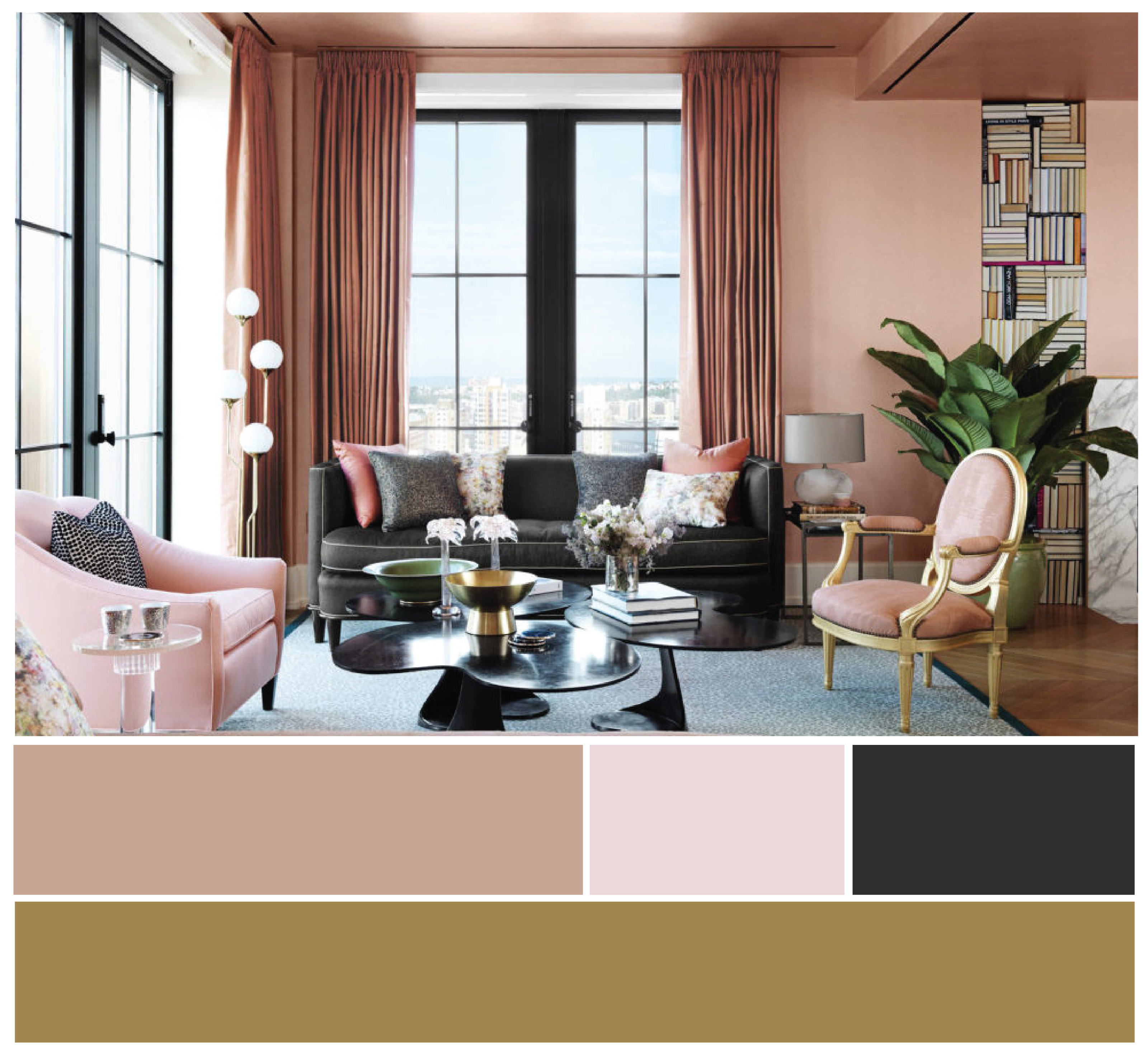 Captivating 25 current paint trends inspiration design of Current color trends interior design