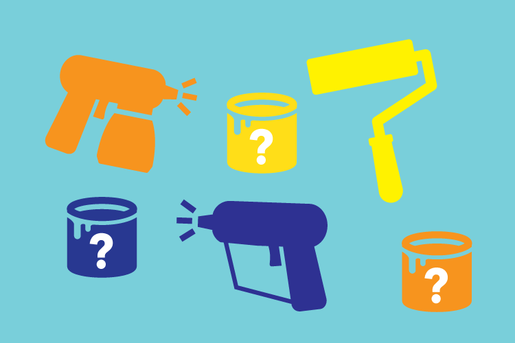 Which professional painting equipment is right for your job?