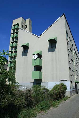 john hejduk tower cat architecture