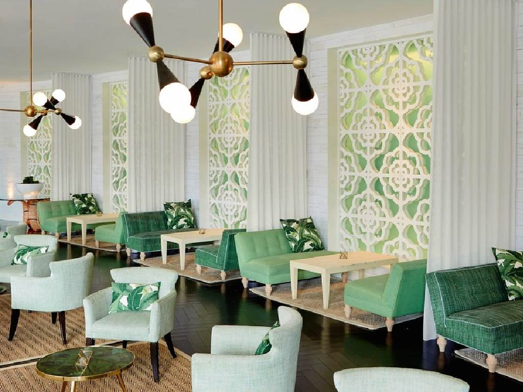 Pantone predicted green 2017 interior color trends